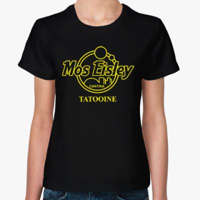 Женская футболка Mos Eisley (Star Wars)