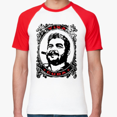 Футболка реглан Viva Cuba