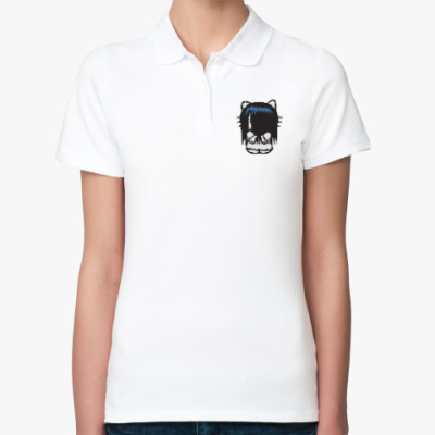 Женская рубашка поло Китти Звонок