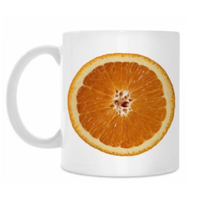Кружка Сочный апельсин