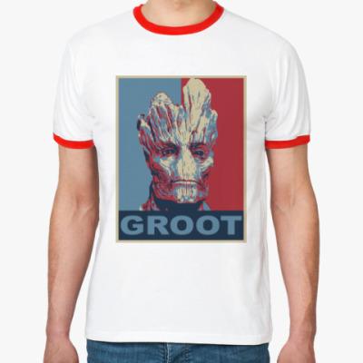 Футболка Ringer-T Groot