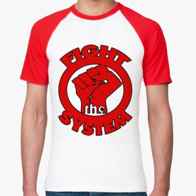 Футболка реглан Fight the System