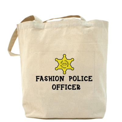 Сумка   'Модный полицейский'