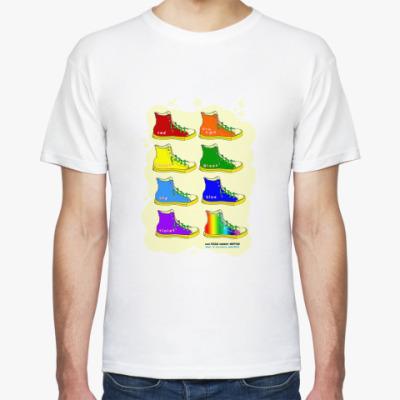 """Футболка  футболка """"rainbow"""""""
