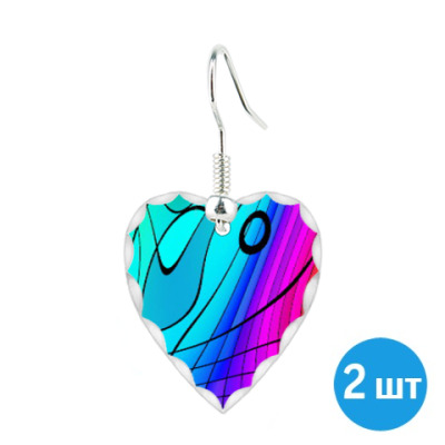 Серьги 'Colorfull'