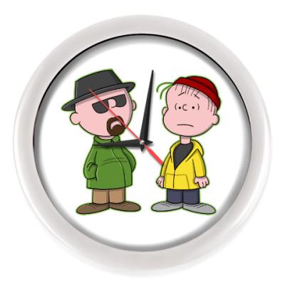 Настенные часы Walter & Jesse