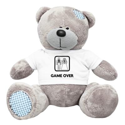 Плюшевый мишка Тедди Game Over