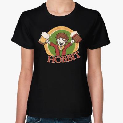 Женская футболка Хоббит