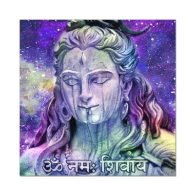 Наклейка (стикер) Шива