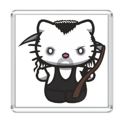 Магнит Kitty Undertaker