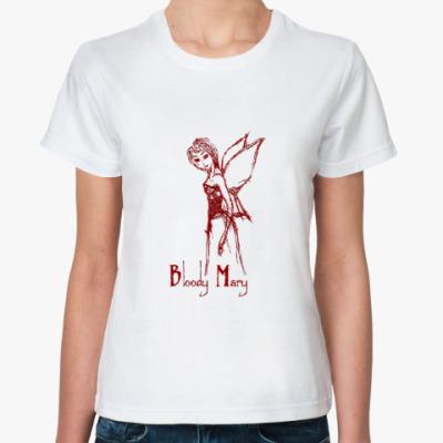 Классическая футболка «Bloody Mary»