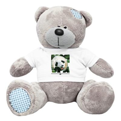 Плюшевый мишка Тедди WWF. Моя натура - Панда!