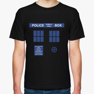Футболка TARDIS