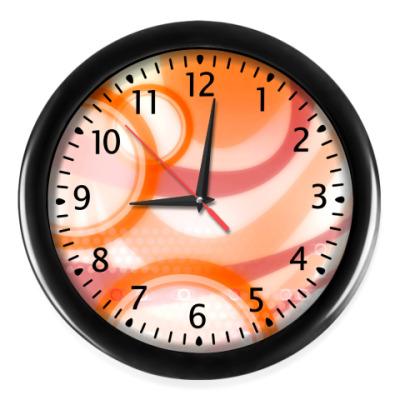 Настенные часы ПОП АРТ