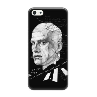 Чехол для iPhone 5/5s Маяковский