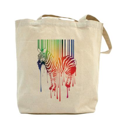 Цветная зебра