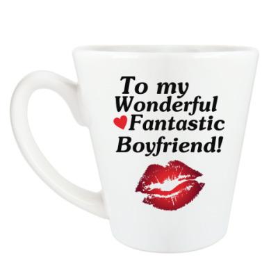 Чашка Латте Для парня