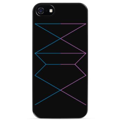 Чехол для iPhone Miyava геометрия