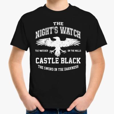 Детская футболка Игра престолов.Ночной дозор