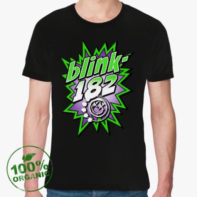 Футболка из органик-хлопка Blink-182