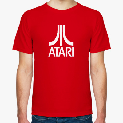 Футболка Atari - for geeks
