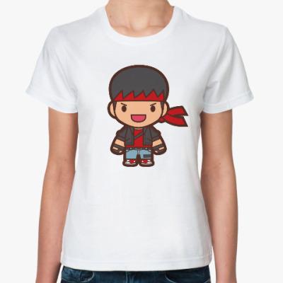 Классическая футболка Кунг Фьюри