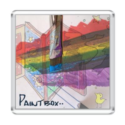 Магнит Paintbox