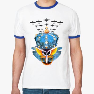 Футболка Ringer-T Spitfire