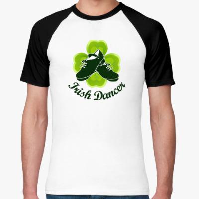 Футболка реглан Irish Dancer