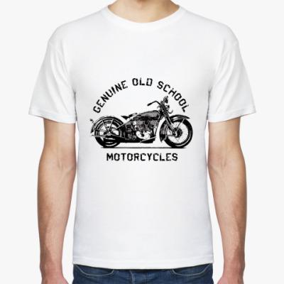 Футболка Old School Motorcycles