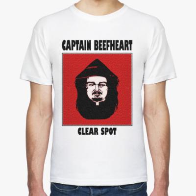 Футболка Captain Beefheart