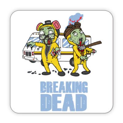 Костер (подставка под кружку) Breaking Dead