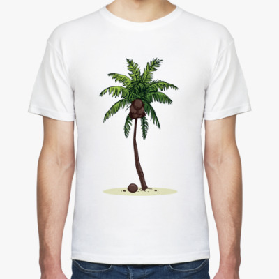 Футболка Кокосовая пальма