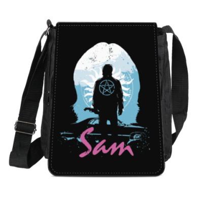 Сумка-планшет Sam - Supernatural
