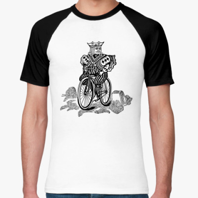 Футболка реглан Bike King