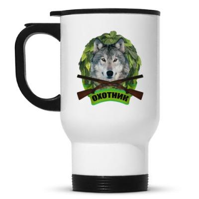 Кружка-термос Кружка- охотник