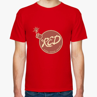 Футболка TF2 Red