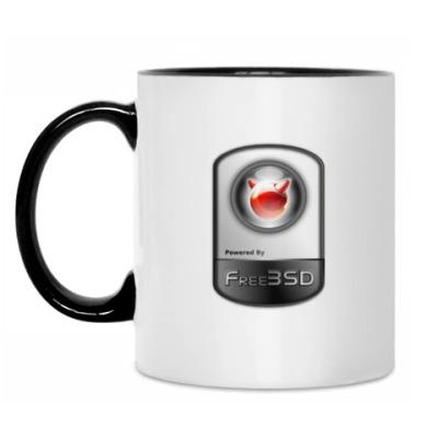 Кружка FreeBSD