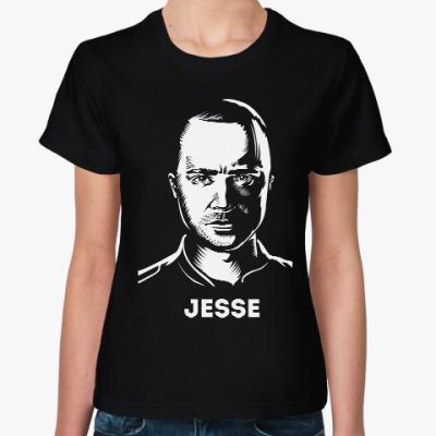 Женская футболка Джесси