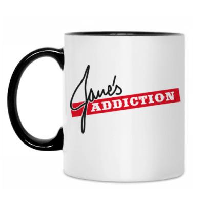 Кружка Jane's Addiction