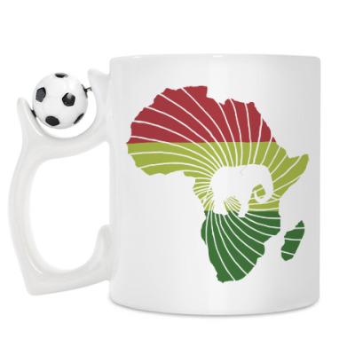 Кружка Африканский слон
