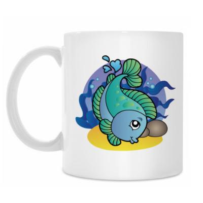 Кружка Рыбка