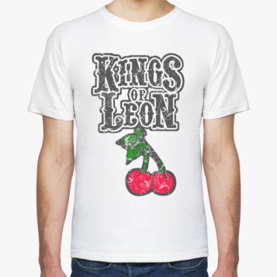 Футболка Kings of Leon