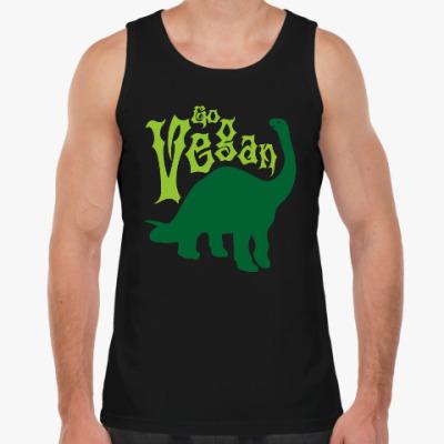 Майка Go Vegan