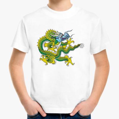 Детская футболка Символ года - Дракон