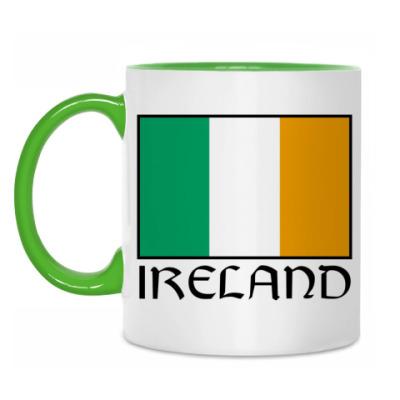 Кружка IRELAND