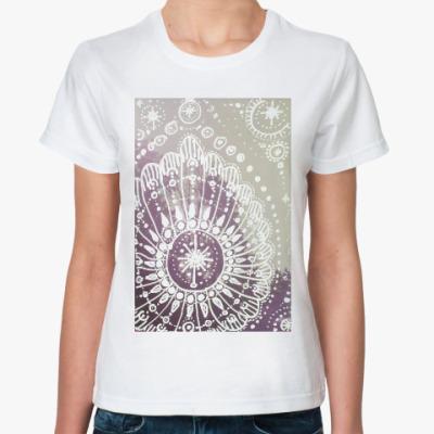 Классическая футболка Рассвет