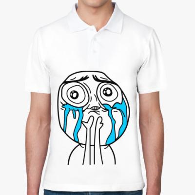 Рубашка поло Неимоверное счастье