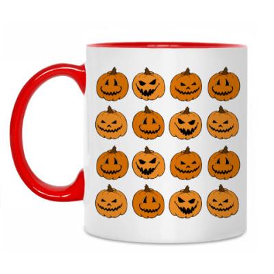 Кружка Pumpkin