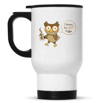 Кружка-термос Not Coffee